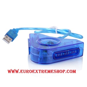 ADAPTADOR MANDO PS1 PS2 PS3 EUROEXTREMESHOP (4)