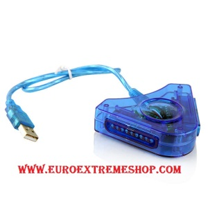 ADAPTADOR MANDO PS1 PS2 PS3 EUROEXTREMESHOP (5)