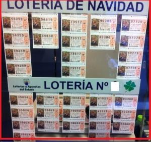 loteria nacional españa el gordo de navidad 22 diciembre 2014